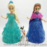 Disney Frozen Elsa, Frozen Anna Magiclip, Olaf Toy Figures- CCT34B
