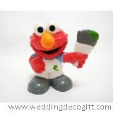 Sesame Street Elmo Figures - SSSCT01I