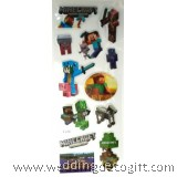 MineCraft Sponge Sticker , Buy More Save More - MCSK0101
