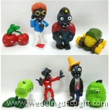 Plants vs. Zombies Toy Figures - PZCT05