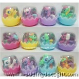 12 pcs My Little Pony Figures in Egg Toys – MLPEG01