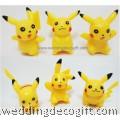 Pokemon Pikachu Cake Topper Figurines- PMCT02