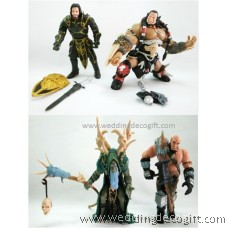 Warcraft Action Figures - WCF01