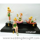 Tinkerbell Cake Topper Toy Figures– TFCT06