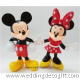 Mickey Mouse and Minnie Toys Figures - MMCT23