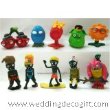 Plants vs. Zombies Toy Figurines - PZF01