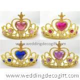 Princess Tiara Crown, Tiara Cake Topper – TC04