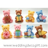 Bear Figures Cake Topper - BCT01