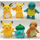 Pokemon Go Toy Cake Topper Figures - PMCT05