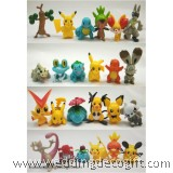 Pokemon Go Toy Figures - PMF03