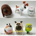 The Secret Life of Pets Toy Figures - SLF01