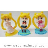 Sailor Moon Toy Figures - SLMCT01