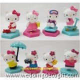 Hello Kitty Toy Figures Cake Topper - HKCT15