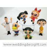 Powerpuff Girls Toy Figures - PGF01