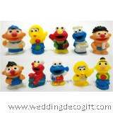 Sesame Street Toy Figures - SSSCT03