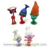 Trolls Toy Cake Topper - TRF02