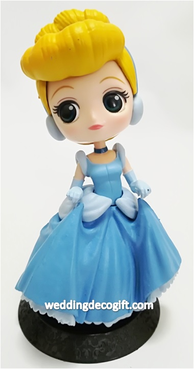 Cinderella Cake Topper Figures CCT49