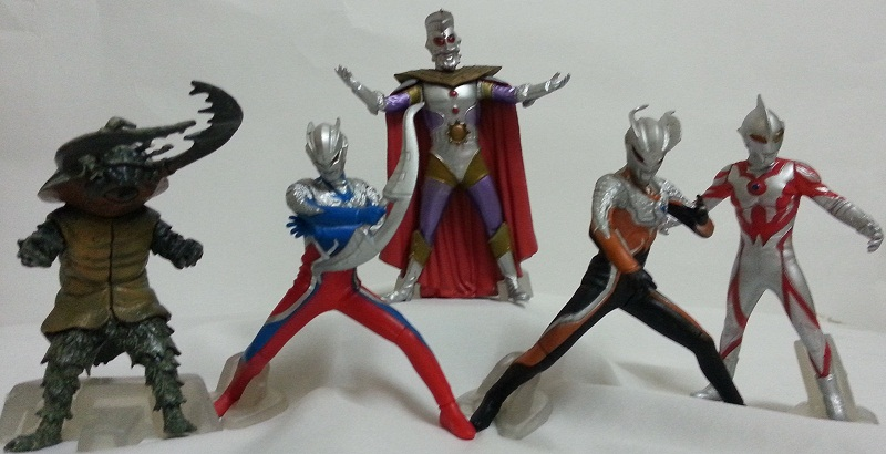 Ultraman King Ultraman King Toy Figu...